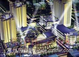 中创时代商务广场楼盘图
