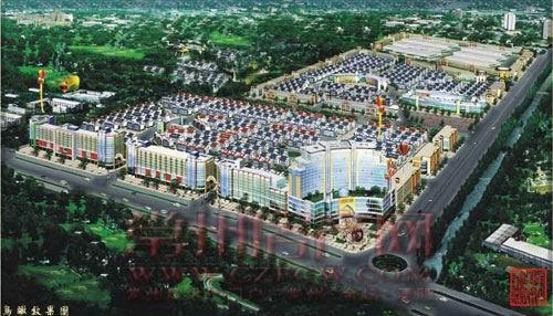 江苏万和国际商贸城楼盘图