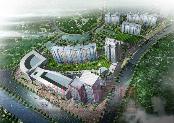 怡康五金机电市场楼盘图