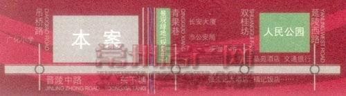 东方国际位置图