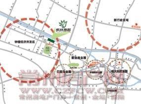 枫林雅都位置图