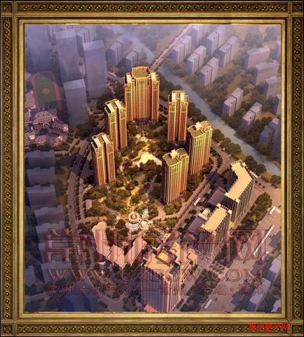 新城首府楼盘图