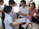 2008年8月17日 凤凰名城 团购活动成功举办
