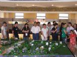 2008年7月13日 九洲花园 团购活动成功举办