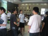 2008年6月29日 阳光福地 团购活动成功举办
