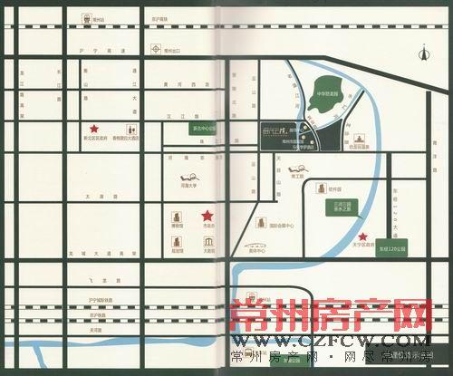 九龙仓时代上院位置图