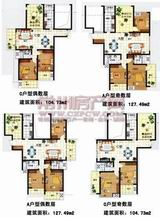 锦湖公寓随园城市晶品户型图