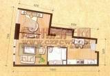 凯纳商务广场户型图