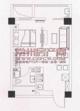 燕阳花园白领特区户型图