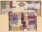 园城豪景户型图