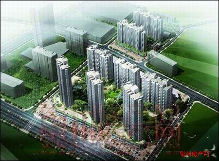 新城尚东区楼盘图