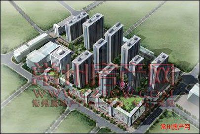 京城豪苑楼盘图