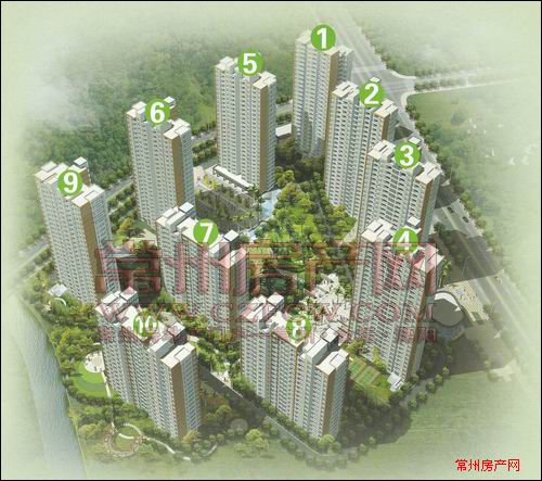 东城明居楼盘图