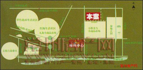 名桂坊位置图