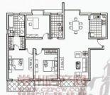 天安新城市花园五期户型图