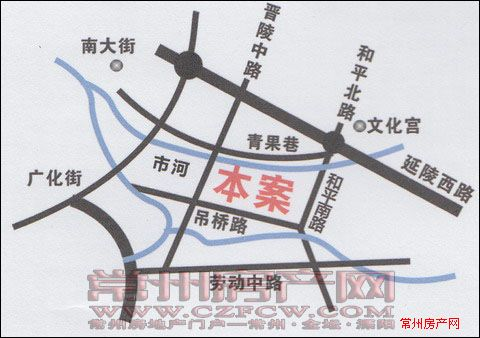 荆溪人家位置图