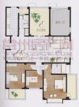 锦湖公寓随园(三期)城市晶品户型图