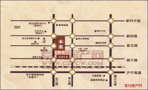 新城清水湾位置图