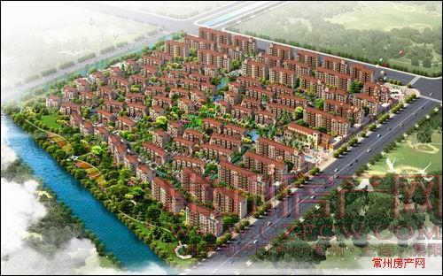 香格里拉山庄的楼盘图片