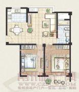旺府公寓户型图