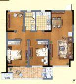 3室2厅厨卫