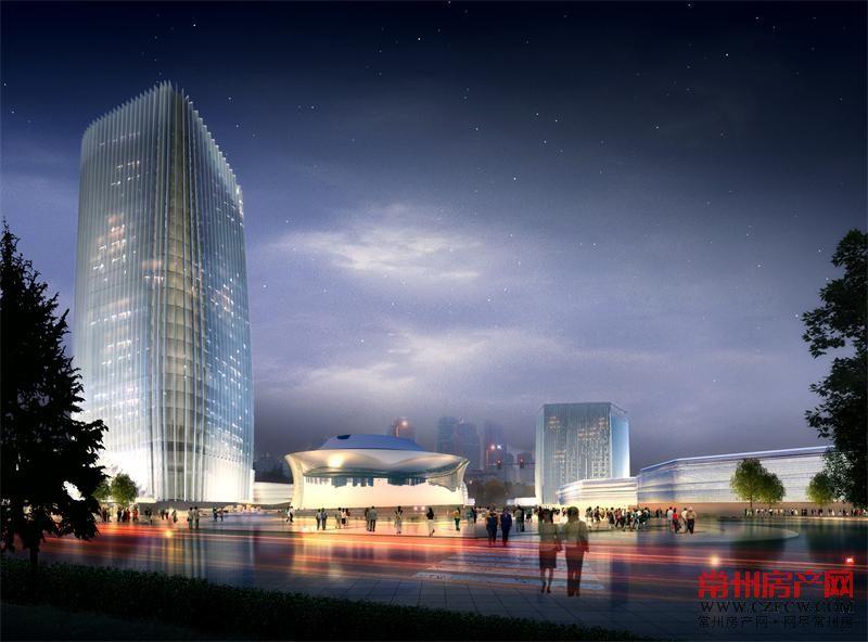 常州海德家文化广场:打造100万平常武地区商业地标