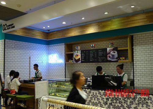 咖啡店平面设计图1000平米