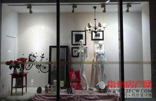 儿童画展橱窗设计