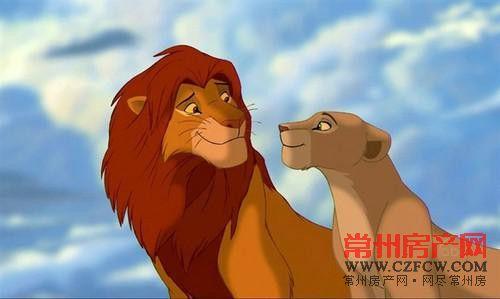"""""""狮子王""""辛巴,这一部经典动画片"""