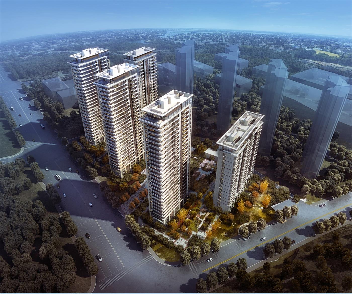 南京市区2个月未挂地 最高地价楼盘将全做大平层