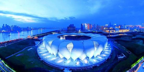 常州奥体中心网球场_奥体向南 誉见花语江南_常州房产网